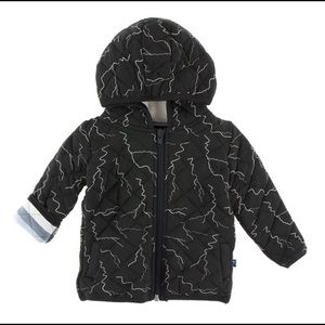 Kickee Pants Quilted Jacket
